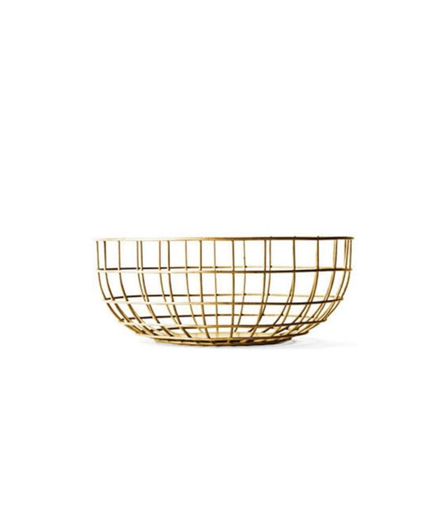 Menu Wire Basket