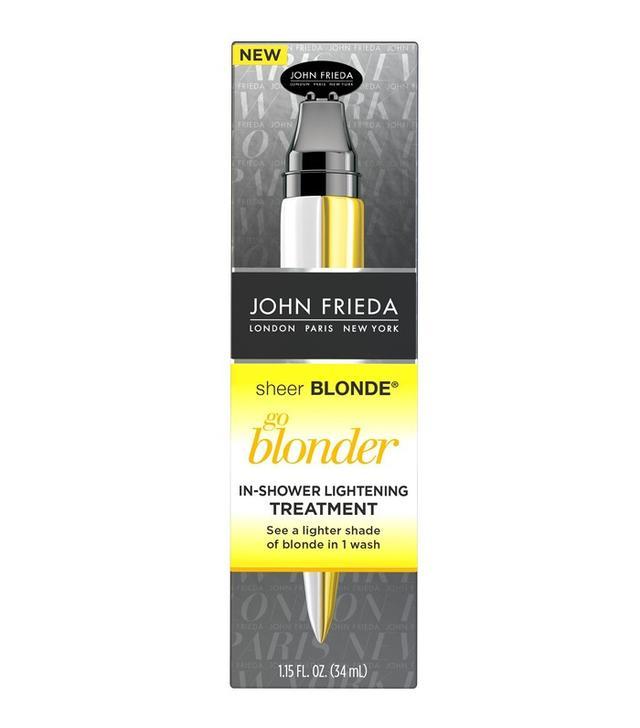 John Frieda Go Blonder In-Shower Lightening Treatment