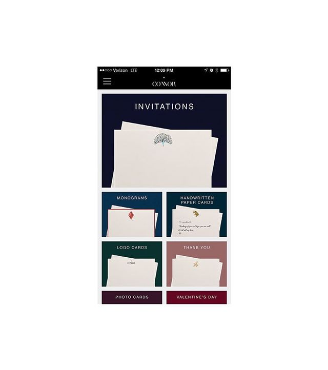 Barneys New Yorks Chic New App Rethinks the Party Invite – Party Invite App