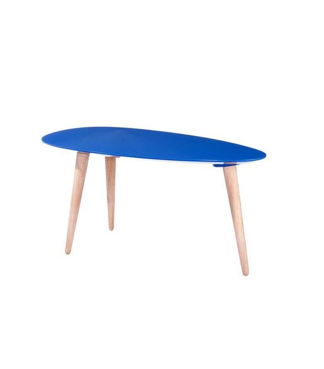 Mili Designs NYC Small Egg Table