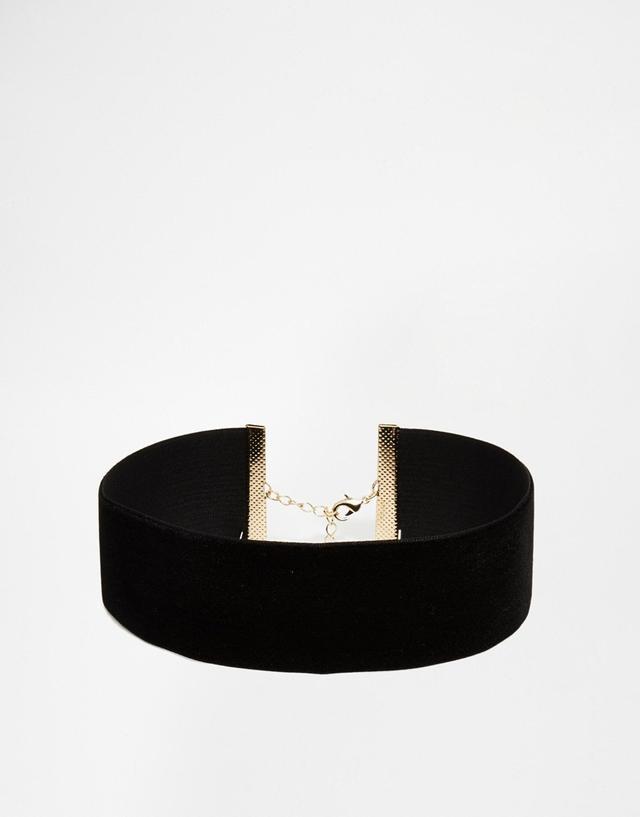 ASOS Velvet Choker Necklace