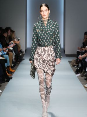 How to Mix Prints Like a Pro, Courtesy of Zimmermann