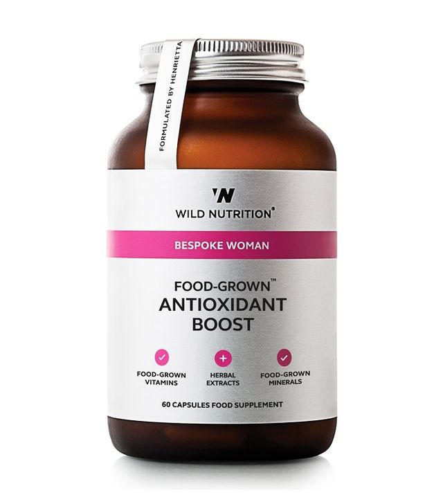 Wild Nutrition Food-Grown Antioxidant Boost