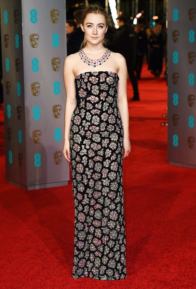 WHO: Saoirse Ronan
