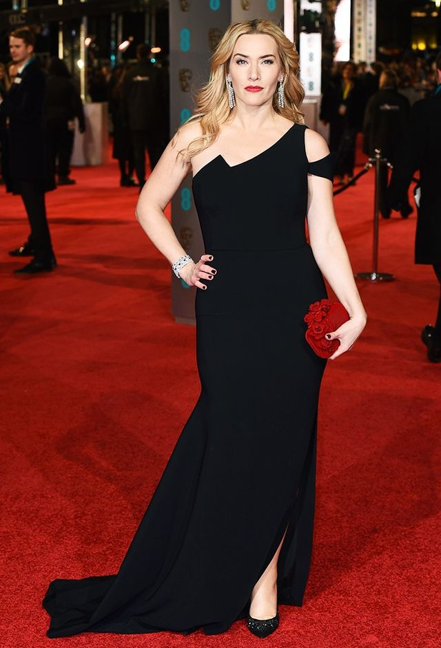 WHO: Kate Winslet