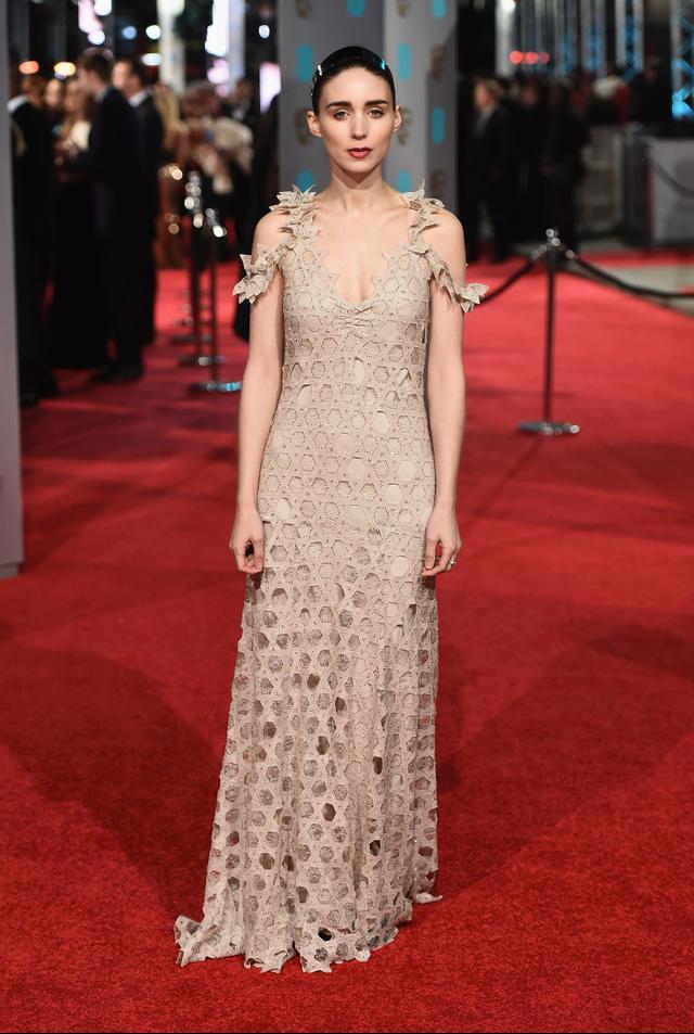 WHO:Rooney Mara
