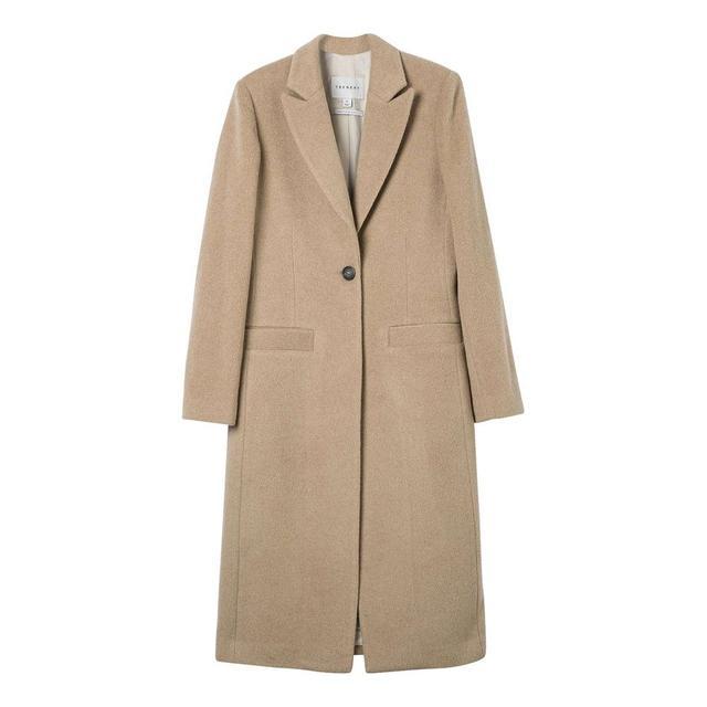 Trenery Longline Manstyle Coat