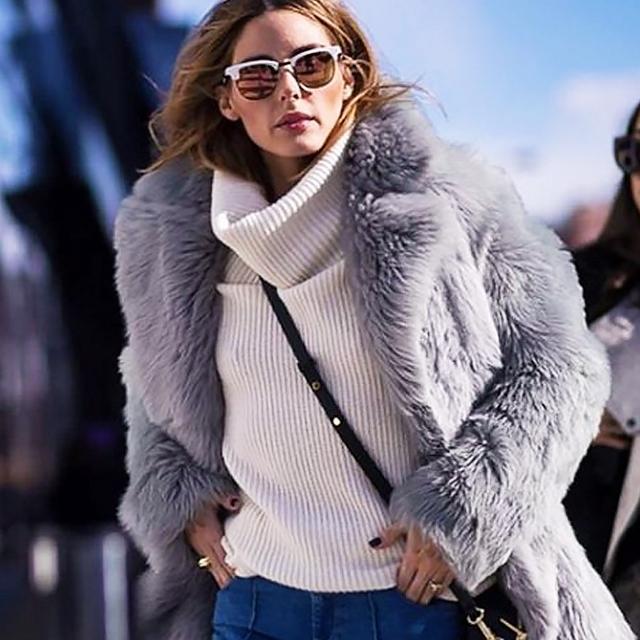 The Jeans Olivia Palermo Wears Every Fashion Week