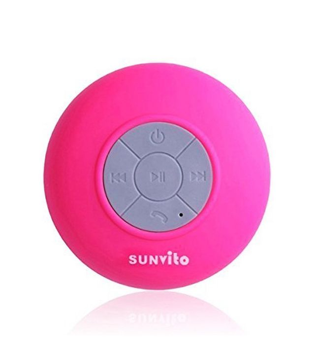Sunvito Water Resistant Bluetooth Speaker