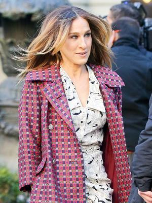 Sarah Jessica Parker's New TV Wardrobe Looks Promising