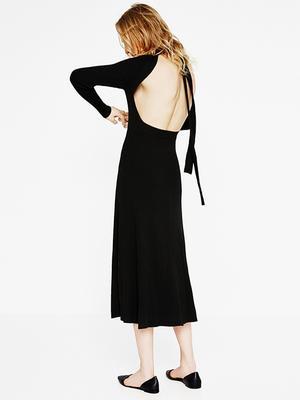 Love, Want, Need: Zara's It Knit Dress
