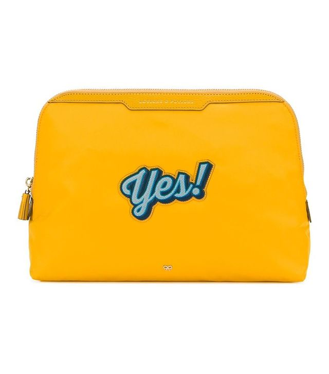 Anya Hindmarch 'Yes' Clutch