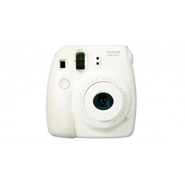 Instaxq Mini 8 Camera - White
