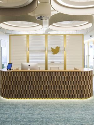 Step Inside Twitter's Stylish New Australian-Inspired HQ