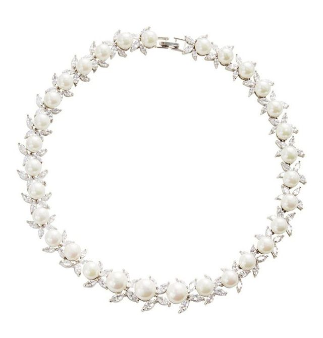 Fallon Monarch Pearl Necklace