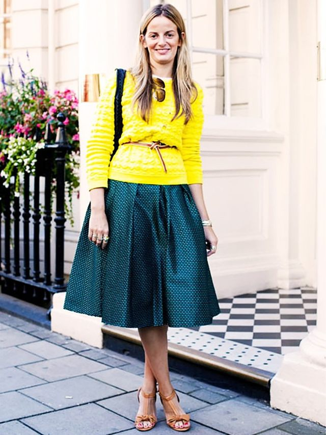 Lily Russo, Fashion Editor, Grazia UK