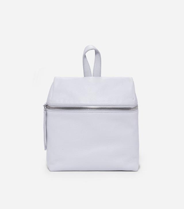 Kara Gray Small Backpack