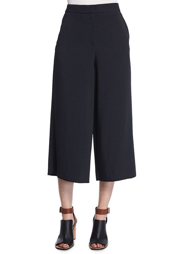 Maiyet Tailored Culotte Pants