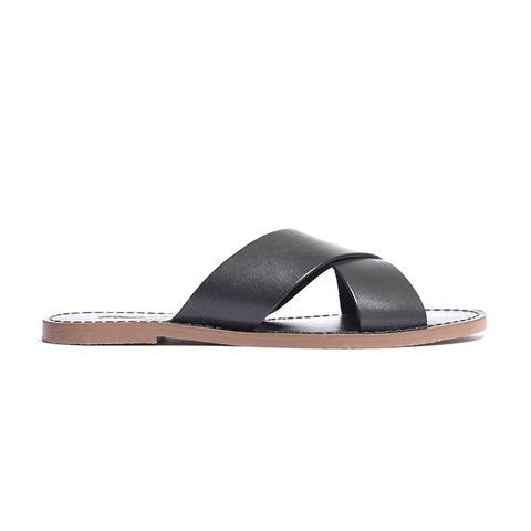The Boardwalk Slide Sandals