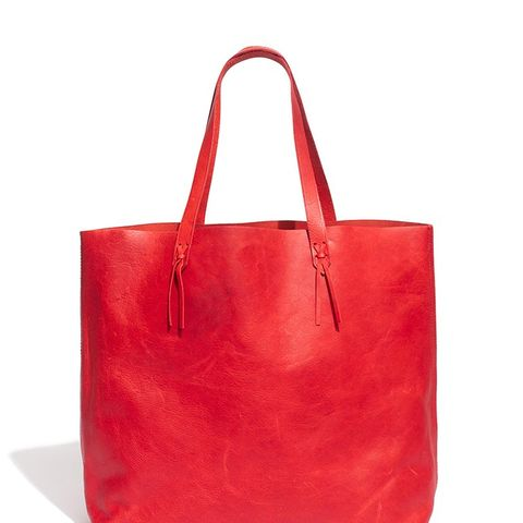 The Transport Tote: Tassel-Tie Edition