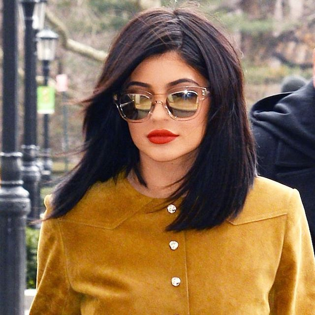 Kylie Jenner Just Took a Style Cue From Beyoncé's Music Video