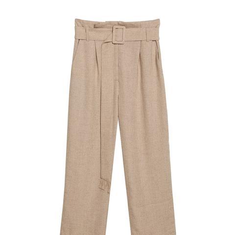 Waist Pants