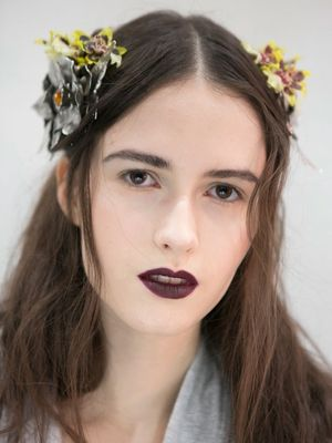 How the Models at Rodarte Keep Their Ultra-Matte Lips From Drying Out