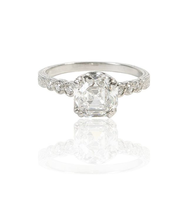 Gleem & Co. Art Deco Ring