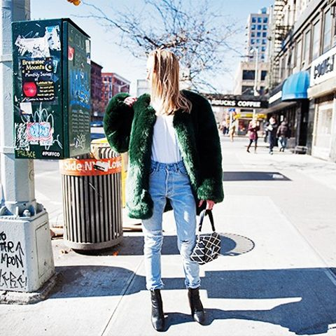 Inside NYFW's Hippest Moments With Style Blogger Alice Point