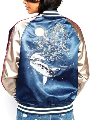 Must-Have: The Perfect Vintage (Looking) Bomber