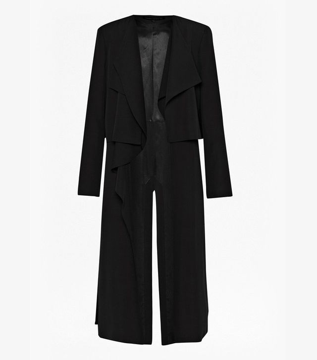 French Connection Cassie Waterfall Duster