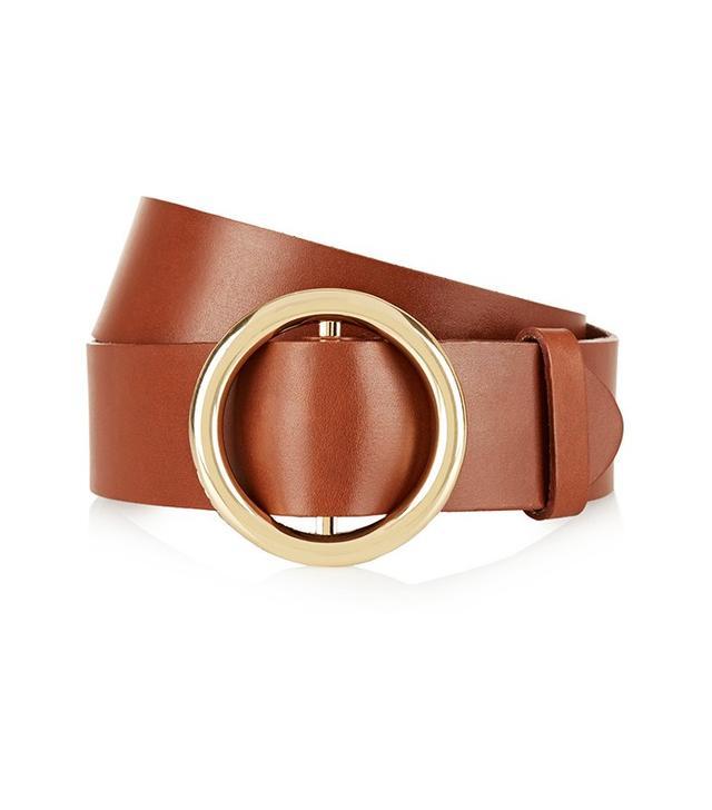 Frame Denim Le Frame Leather Belt