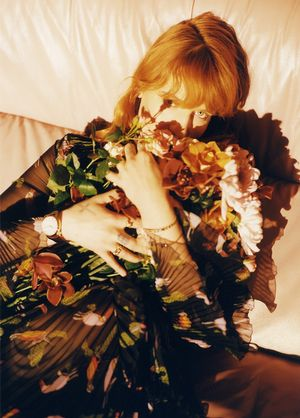 Florence Welch Is Doing Something Really Cool With Gucci