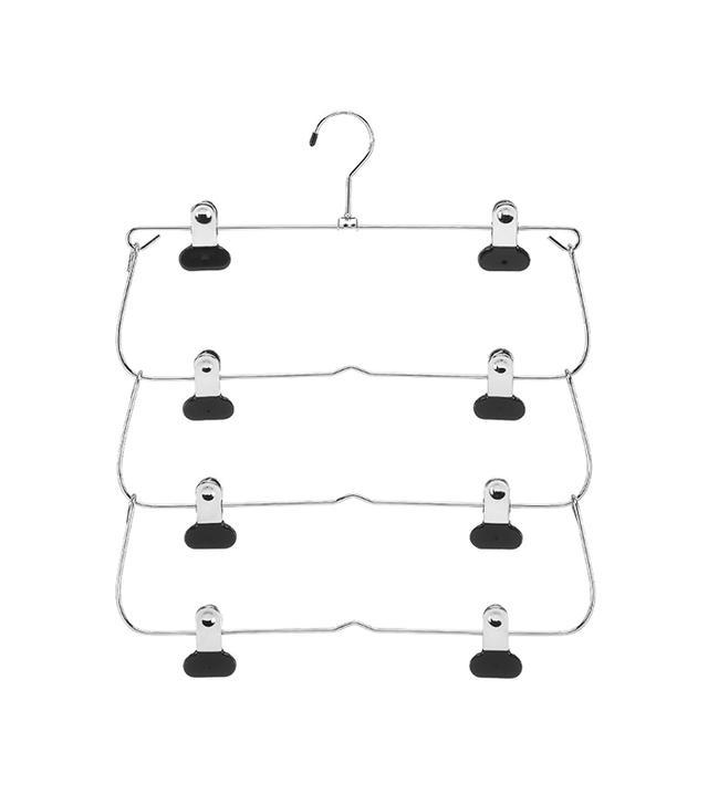 Whitmore 4-Tier Folding Skirt Hanger