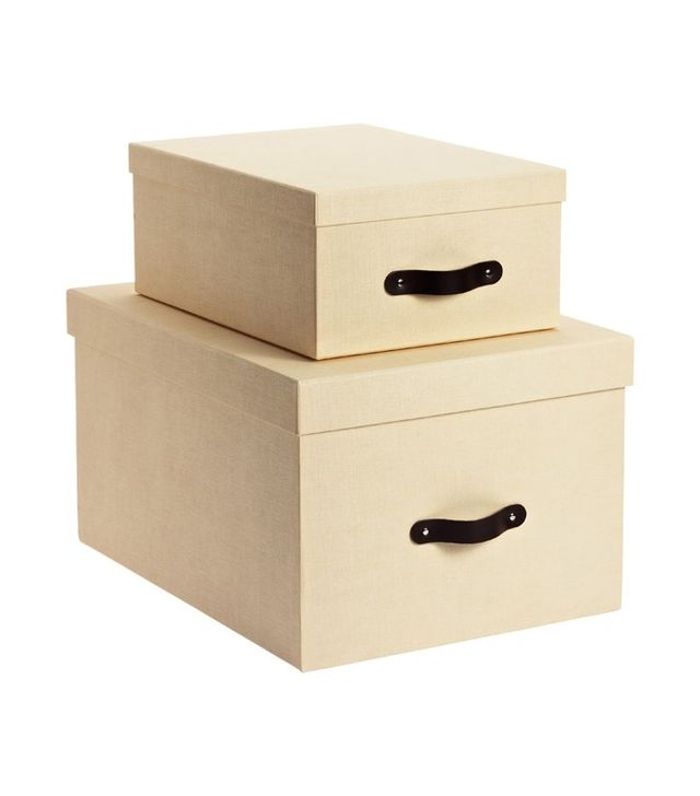 The Container Store Bigso Marten Storage Boxes