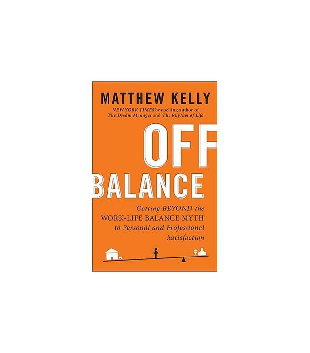 Off Balance by Matthew Kelly