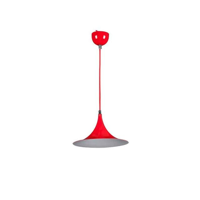 She Lights Mini Iole Pendant in Red