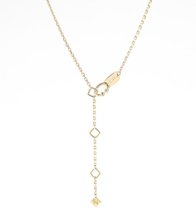 Nouvel Heritage NH 1990 Signature Yellow Gold Necklace