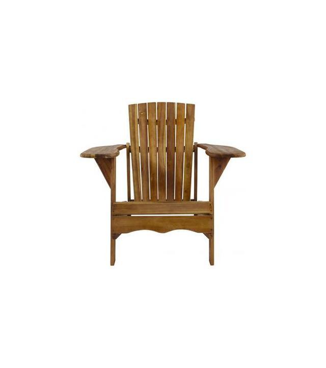 Home Decorators Acacia Wood Adirondack Chair