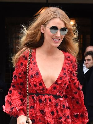 Proof That Blake Lively Is a Real Life Serena van der Woodsen