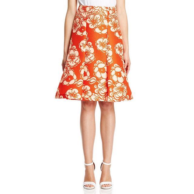 Scanlan Theodore Blossom Print Skirt