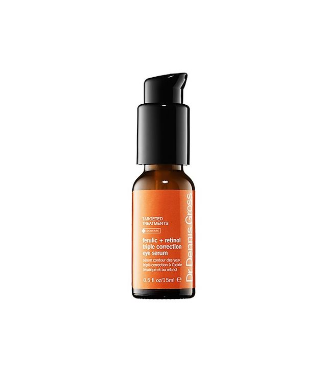 Dr. Dennis Gross Skincare Ferulic + Retinol Triple Correction Eye Serum