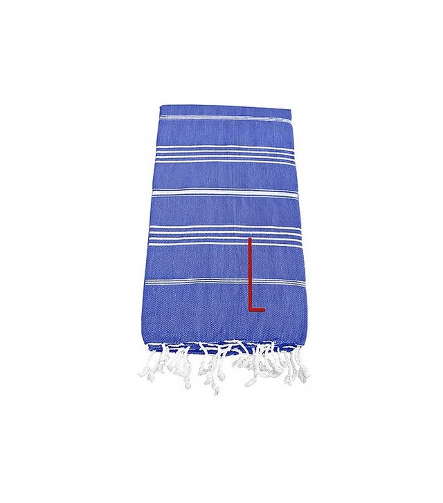 Cathy's Concepts Personalized Turkish Cotton Towel