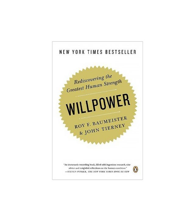Willpower by Roy F. Baumeister