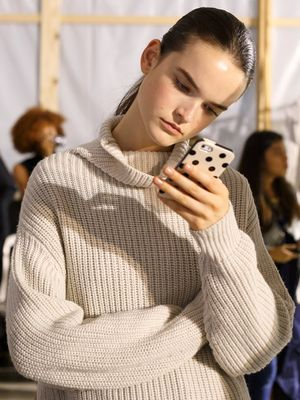 Follow Byrdie and Go Backstage at London Fashion Week