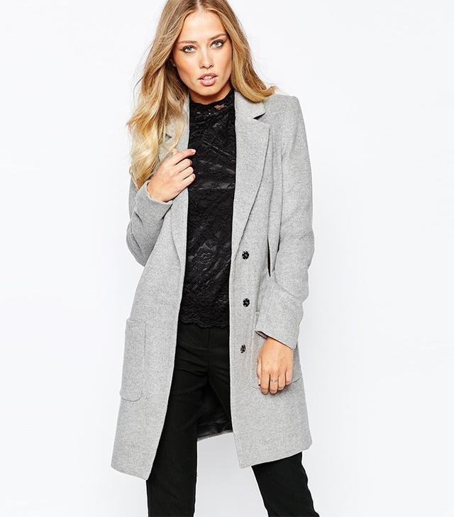 ASOS Y.A.S. Monday Coat