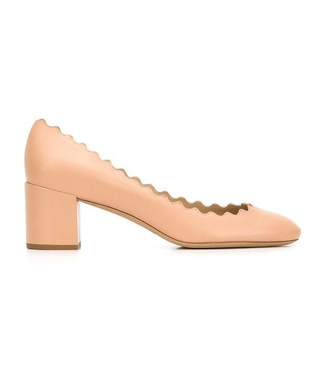 Chloé Lauren Pumps