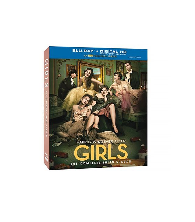 Girls: Season 3 Blu-ray