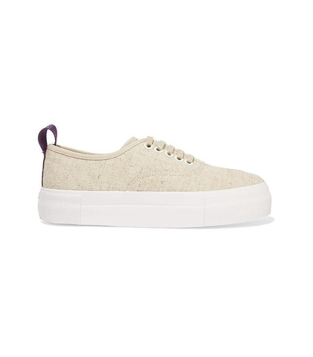 Eytys Mother Linen Sneakers