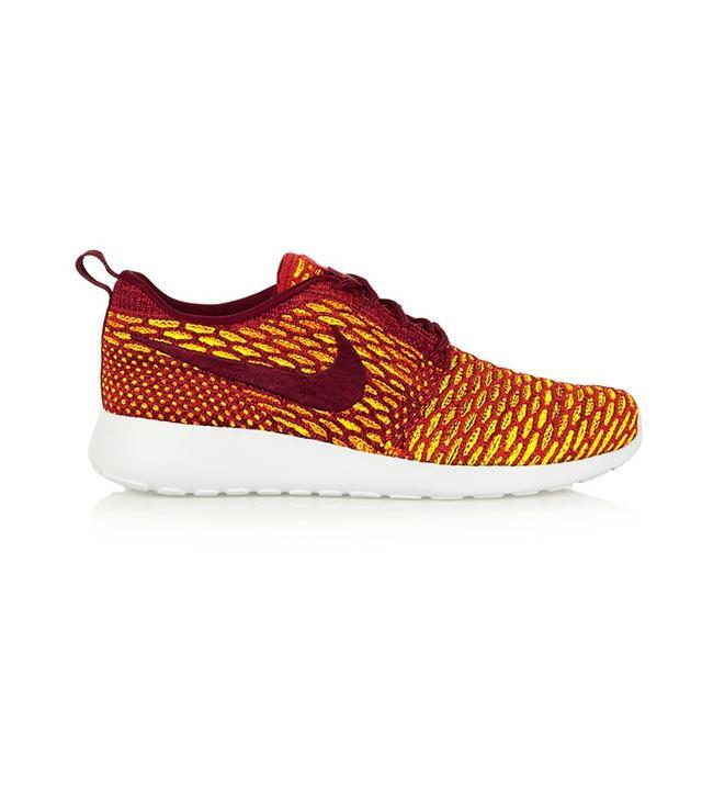 Nike Roshe 1 Flyknit Mesh Sneakers